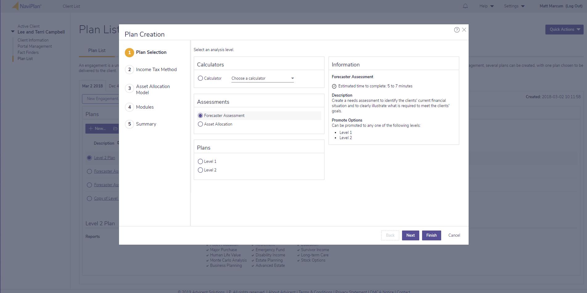 NaviPlan Presentation Module custom integrations